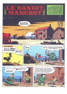 Extrait de Lucky Luke -48- Le bandit manchot