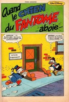 Extrait de Picsou Magazine -89- Picsou Magazine N°89