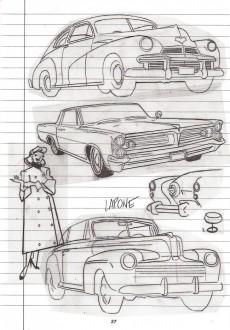 Extrait de (AUT) Lapone - Sketchbook Antonio Lapone