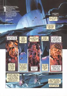 Extrait de Universal War One -4- Le déluge