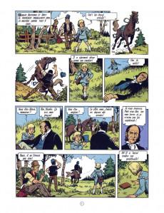 Extrait de Robert et Bertrand -25- L'ennemi des elfes