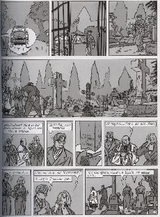 Extrait de Les griffes du hasard -1- Les Griffes du Hasard