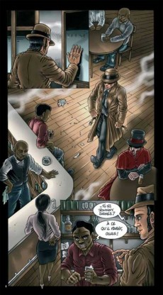 Extrait de BD Blues -4- Robert Johnson