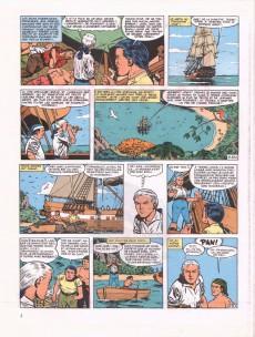 Extrait de Barbe-Rouge -20a1988- Le Jeune Capitaine