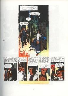 Extrait de Bob Morane 3 (Lombard) -23- Les sortilèges de l'Ombre jaune