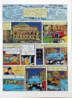 Extrait de Blake et Mortimer -8TL- S.O.S. météores