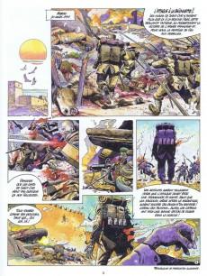 Extrait de Les sentinelles (Breccia/Dorison) -1- Chapitre premier : Juillet-août 1914 Les moissons d'acier