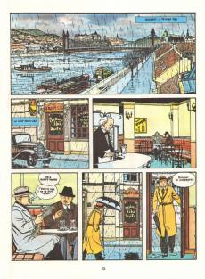 Extrait de Max Fridman (Les aventures de) -1- Rhapsodie hongroise