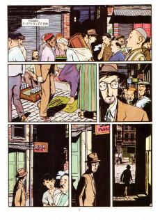 Extrait de Max Fridman (Les aventures de) -2- La porte d'Orient
