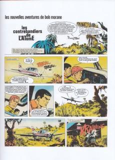 Extrait de Bob Morane 9 (Divers) -18TL- Les contrebandiers de l'atome