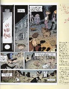 Extrait de En images et en bande dessinée -5- Édith Piaf