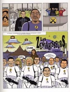 Extrait de Les zenvahisseurs - Les Zenvahisseurs