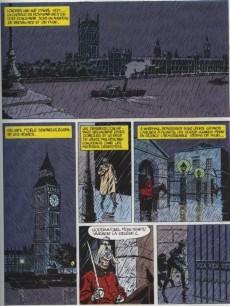 Extrait de Cliff Burton (Une aventure de) -1- Brouillard sur Whitehall