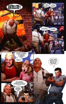 Extrait de Marvel Icons Hors Série -12- Désert de sang