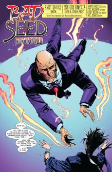 Extrait de Swamp Thing Vol.4 (DC comics - 2004) -3- (sans titre)