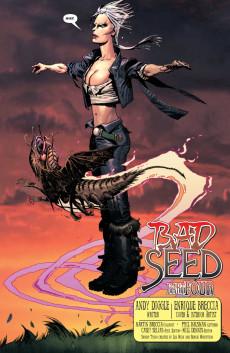 Extrait de Swamp Thing Vol.4 (DC comics - 2004) -4- (sans titre)