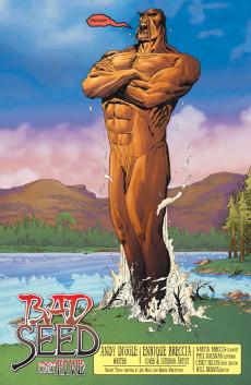 Extrait de Swamp Thing Vol.4 (DC comics - 2004) -5- (sans titre)