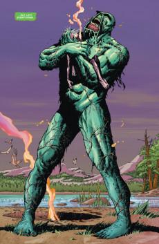 Extrait de Swamp Thing Vol.4 (DC comics - 2004) -6- (sans titre)