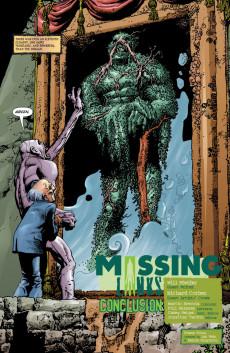 Extrait de Swamp Thing Vol.4 (DC comics - 2004) -8- (sans titre)