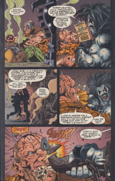 Extrait de Lobo (1993) -0- Lobo 0 - The beginning of tomorrow