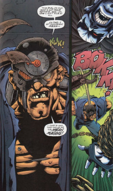 Extrait de Lobo (One shots & Various) -OS- Lobo/Judge Dredd: Psycho Bikers vs. the Mutants From Hell