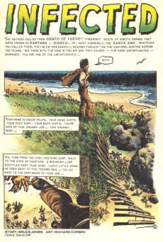 Extrait de Twisted tales (Pacific comics - 1982) -1- Issue # 1