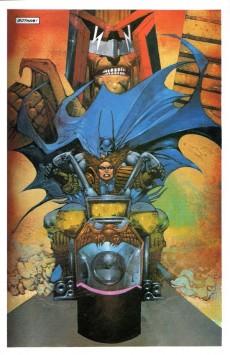 Extrait de Batman/Judge Dredd - Judgment on Gotham
