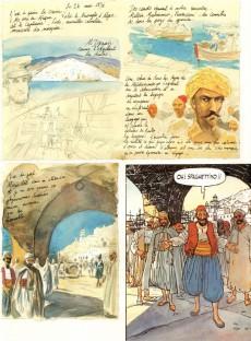 Extrait de Carnets d'Orient - Tome 1