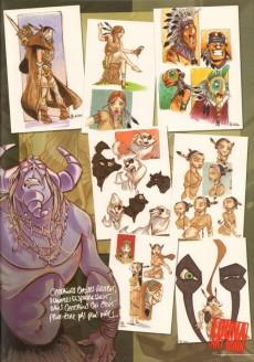 Extrait de Luuna -HS- Art book