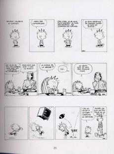 Extrait de Calvin et Hobbes -INT10- Intégrale 10