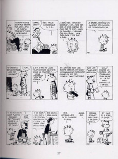 Extrait de Calvin et Hobbes -INT09- Intégrale 9