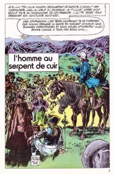 Extrait de (Recueil) Tintin (Pocket Sélection) -30- Toutes vos vedettes dans des récits inédits