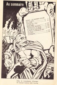 Extrait de Démon (1re Série - Arédit - Comics Pocket) -2- Le dernier spasme de la bête