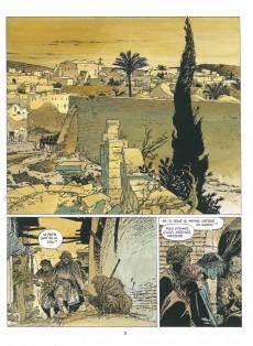 Extrait de Les tours de Bois-Maury -9b- Khaled