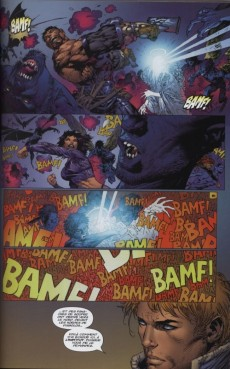 Extrait de X-Men (New) (Marvel Deluxe) -4- Déjà demain
