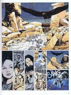 Extrait de Les gringos -5- Viva Nez Cassé