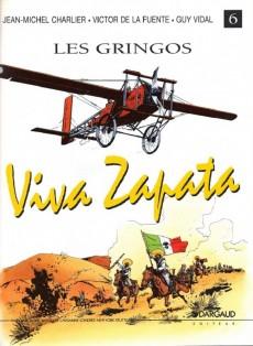 Extrait de Les gringos -6- Viva Zapata