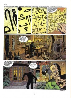 Extrait de Sherlock Holmes (Croquet/Bonte) -3- L'ombre de Menephta