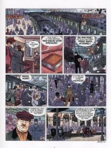 Extrait de Sherlock Holmes (Croquet/Bonte) -4- Le secret de l'île d'Uffa