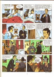 Extrait de Sherlock Holmes (CLE) -5- La bande mouchetée