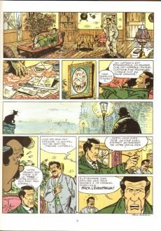 Extrait de Sherlock Holmes (CLE) -4- Jack l'éventreur