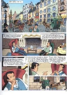 Extrait de Sherlock Holmes (CLE) -9- Le signe des Quatre