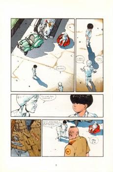 Extrait de Akira (Glénat cartonnés en couleur) -6- Chaos