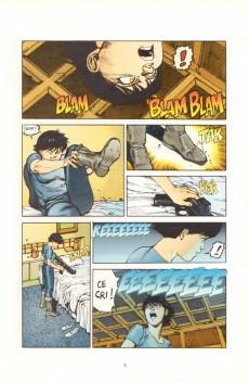 Extrait de Akira (Glénat cartonnés en couleur) -8- Déluge