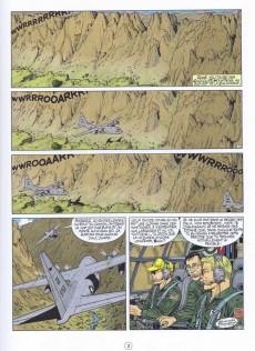 Extrait de Buck Danny -52- Porté disparu