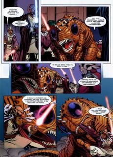 Extrait de Star Wars - BD Magazine / La saga en BD -12- Émissaires de Malastare (3&4/6) - Chevaliers de l'ancienne République - L'Apprenti
