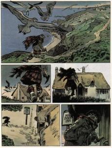 Extrait de Edmund Bell (Les enquêtes d') -2- La nuit de l'araignée