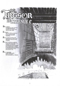 Extrait de New York Trilogie -1- La Ville