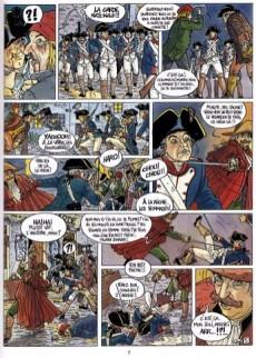 Extrait de Les patriotes -3- Complot