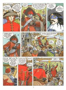 Extrait de Les 7 Vies de l'Épervier -7- La marque du Condor